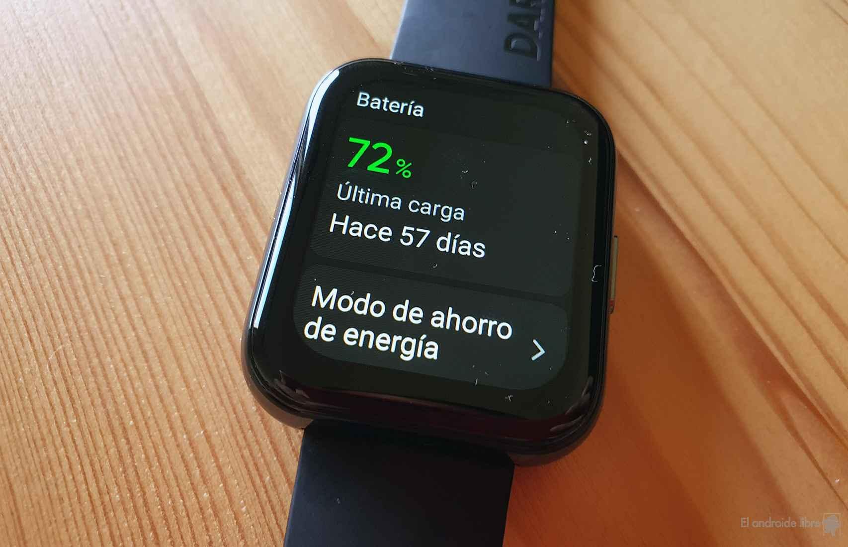 Batería del realme Watch 2 Pro