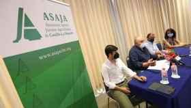 Reunión ASAJA. Foto: Óscar Huertas