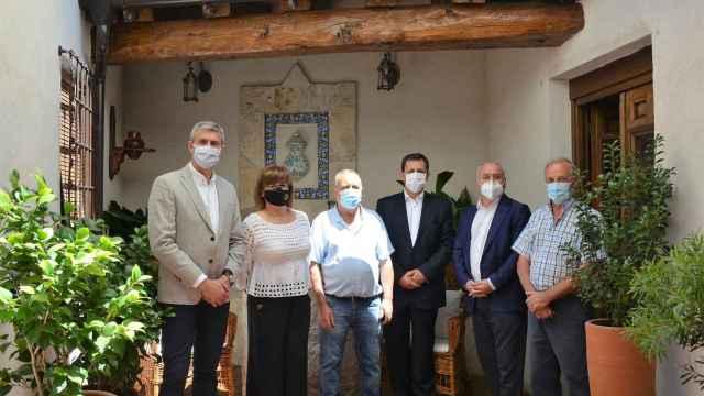 La casa rural 'El Baluarte' ha abierto sus puertas en la localidad toledana de Novés (Fotos: Diputación de Toledo)