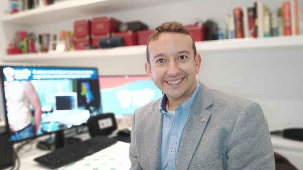 Andreu Climent es el CEO de Corify Care.