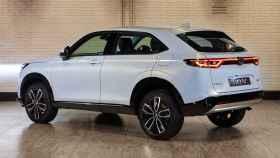 Nuevo Honda HR-V que llegará en 2022.