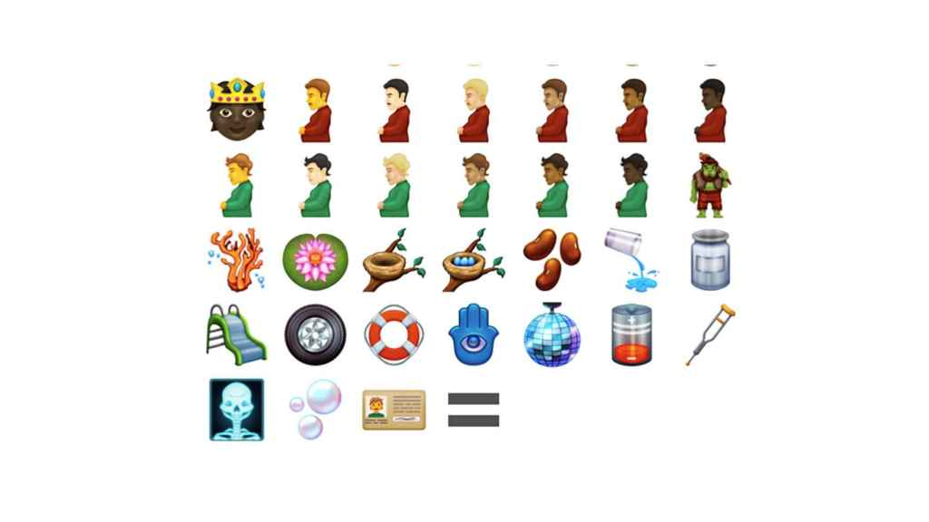 Emojis nuevos.
