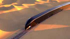 G-Train, el tren de lujo para ir de Barcelona a Pekín.