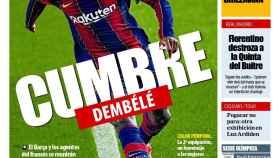 La portada del diario Mundo Deportivo (16/07/2021)
