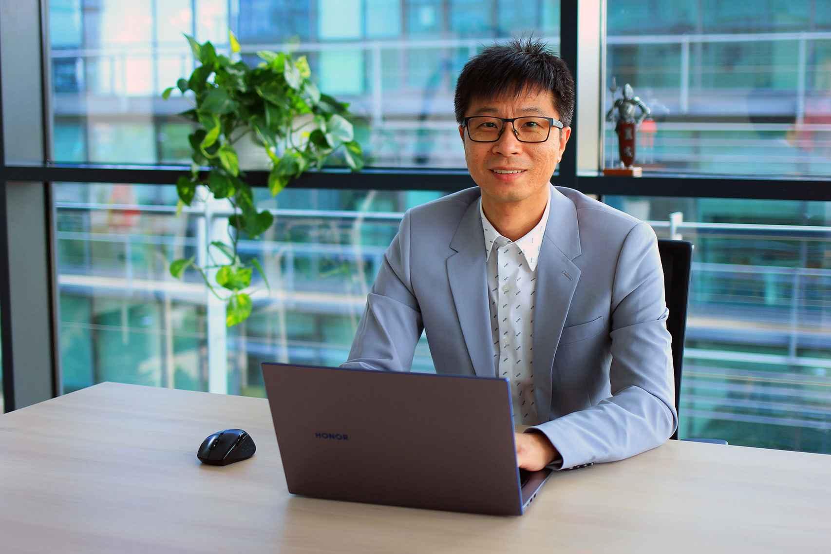 Kenny Li, CEO y Country Manager de Honor en España