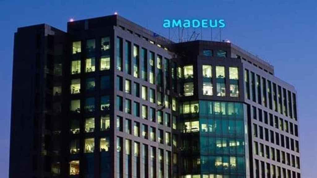 Amadeus recompra 86.000 acciones propias por un valor de casi 5 millones de euros