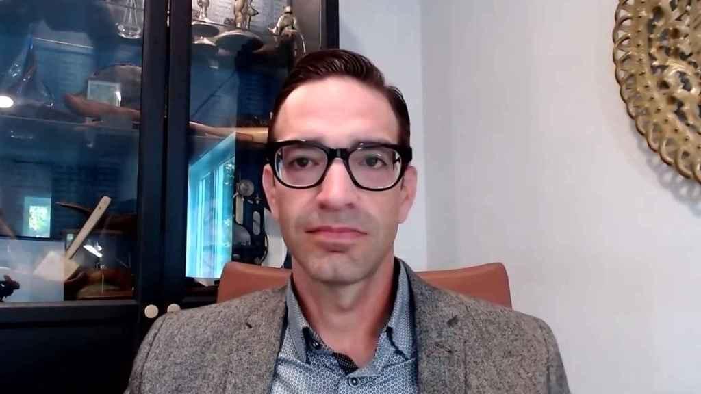 Steven Mills, el jefe de ética IA de Boston Consulting Group.