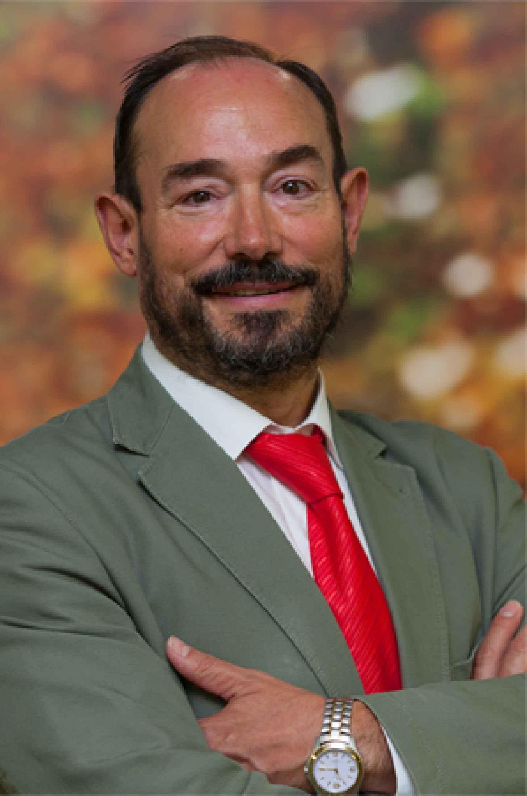 El matemático y catedrático en Estadística Jesús López Fidalgo.