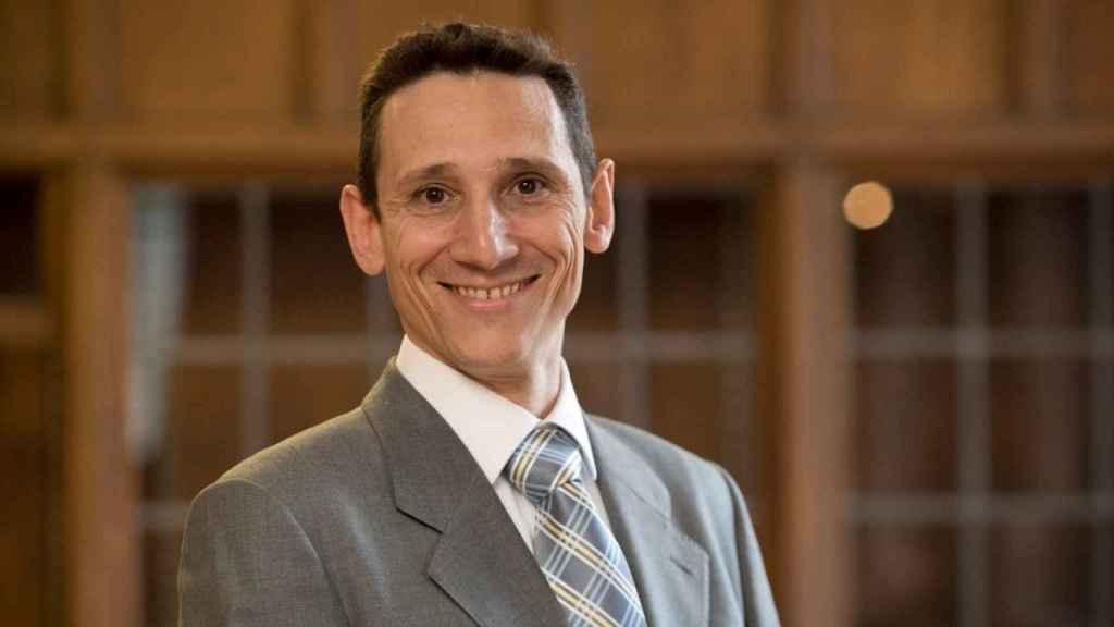 Pepe Giménez, doctor en Matemáticas y profesor de la Universidad de Indiana.