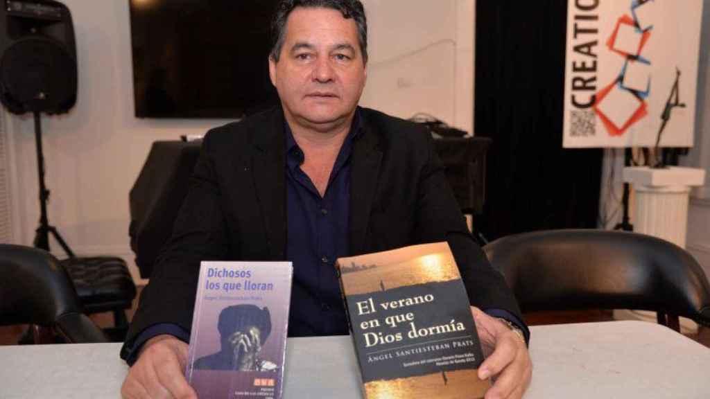 Angel Santiesteban ha recibido numerosos premios internacionales por sus libros