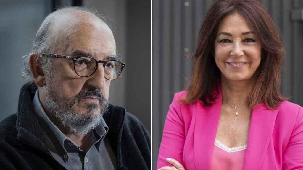 Roures y Ana Rosa, los grandes señores de la TV: sus productoras acaparan la producción en España