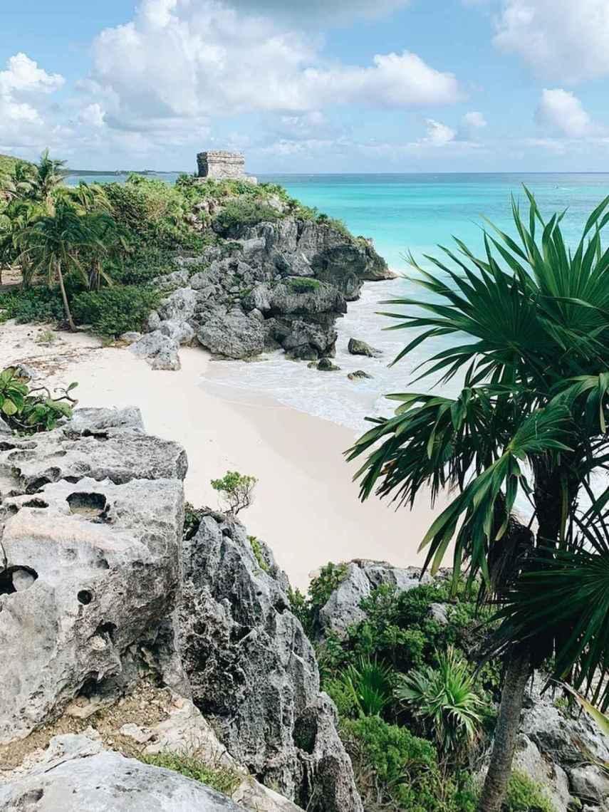 Tulum Ruinas Mayas