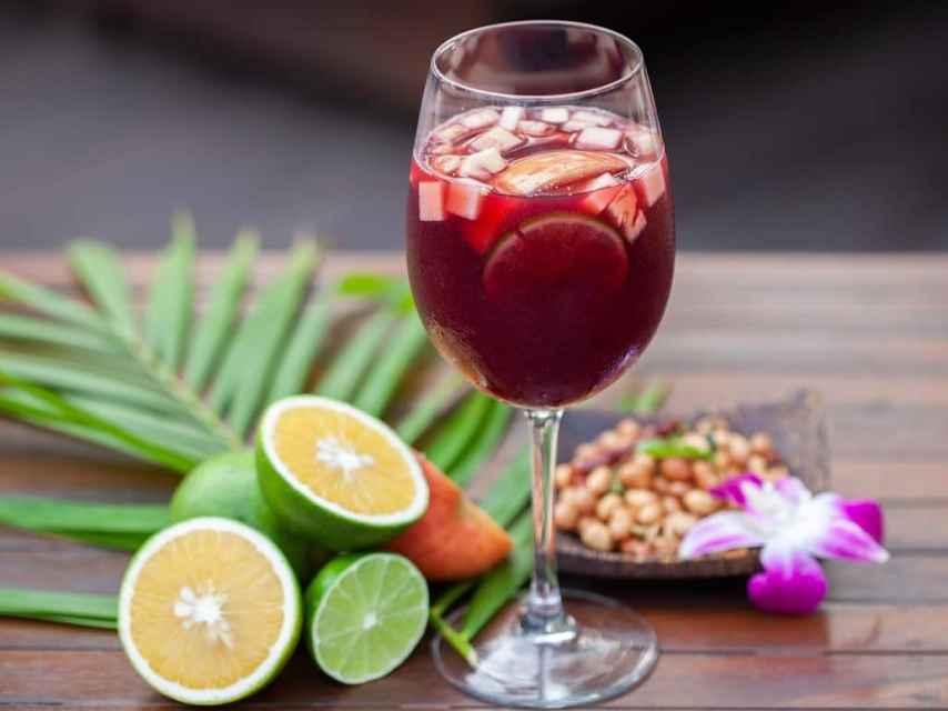 Si hay buen vino, habrá buena sangría.