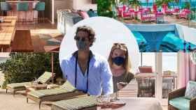 Las lujosas vacaciones de Beltrán Lozano y Daniela Figo en Maldivas: deporte gastronomía y mucho amor