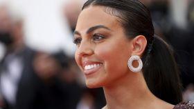 Georgina Rodríguez en el Festival de Cine de Cannes.