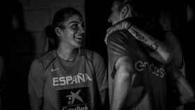 Marta Xargay, en una convocatoria con España