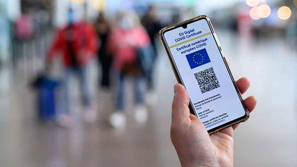 Certificado COVID Digital EU