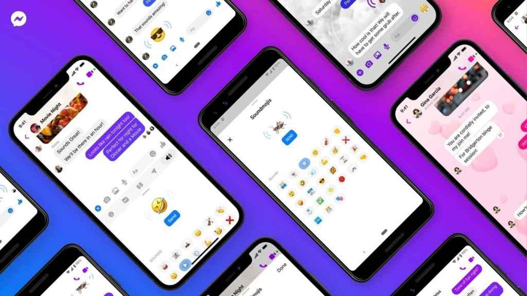 Emojis con sonido: así es lo último de Facebook Messenger