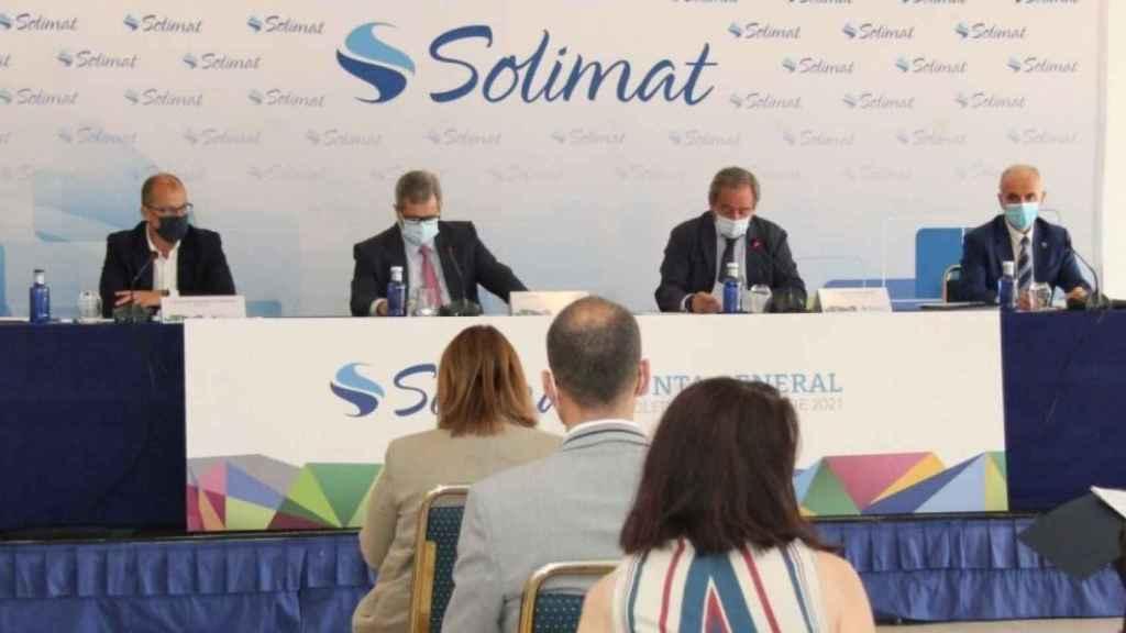 La mutua Solimat cierra el año 2020 con 143.000 trabajadores protegidos