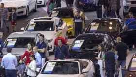 Venta de coches de ocasión