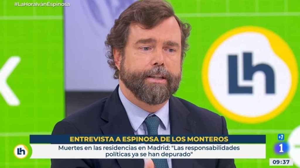 Espinosa de los Monterosen la Hora de la 1.