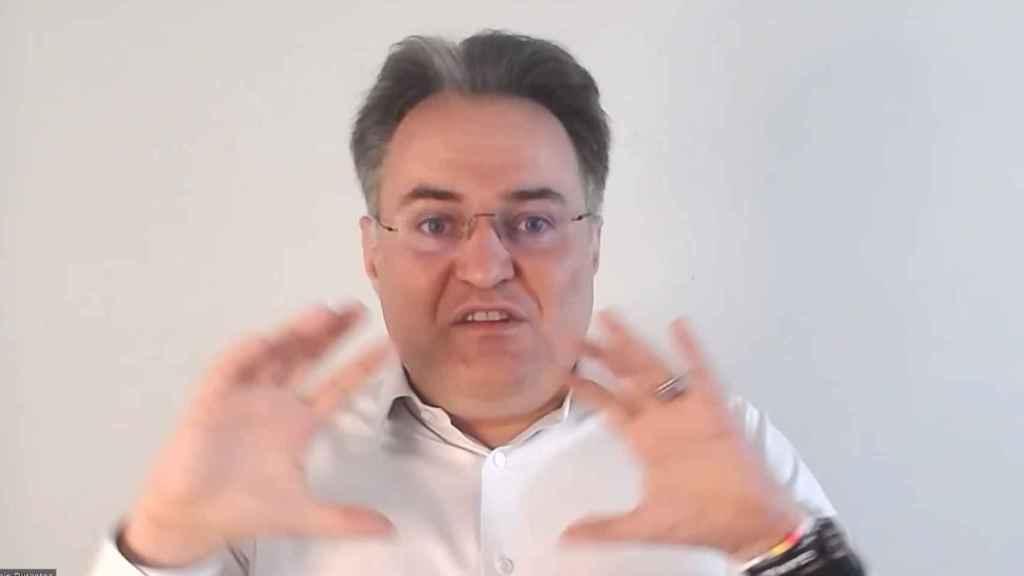 El fundador y máximo responsable de BCG Gamma, Sylvain Duranton.