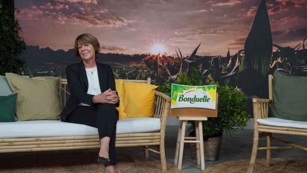 Agnès Dion, directora general de la zona sur de Europa para Bonduelle.