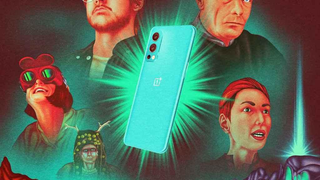 Aspecto oficial del OnePlus Nord 2.