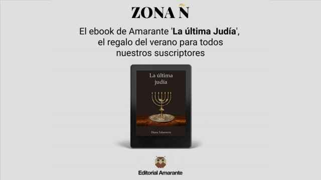 La novela 'La ultima judía',  el regalo del verano para todos los suscriptores de EL ESPAÑOL
