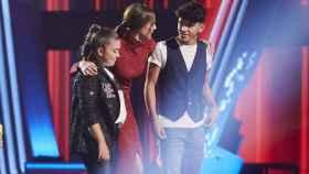 Audiencias: la semifinal de 'La Voz Kids' lidera frente a la visita de Amador Mohedano en 'Deluxe'