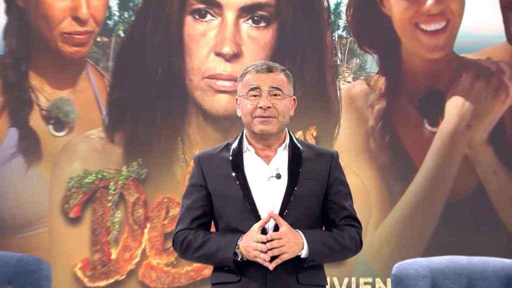 Jorge Javier Vázquez confirma el día de emisión de la final de 'Supervivientes 2021'