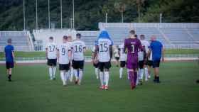 La selección olímpica alemana de fútbol