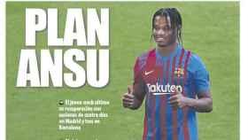 La portada del diario Mundo Deportivo (17/07/2021)
