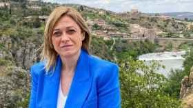 Carmen Picazo, coordinadora de Cs en Castilla-La Mancha, en una imagen de archivo