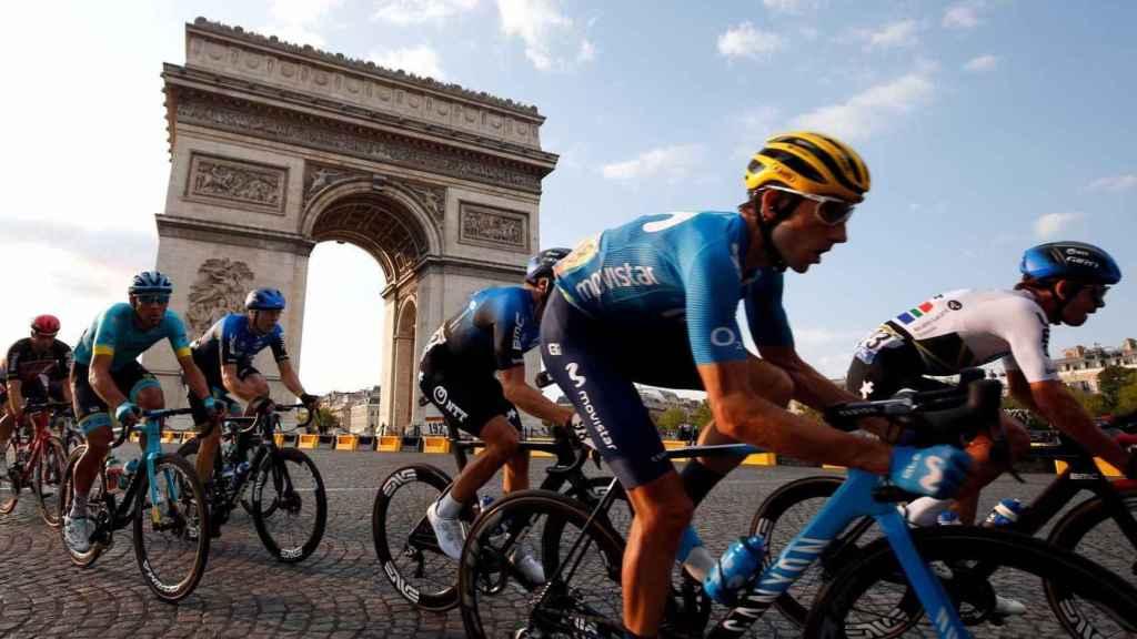 El 'Tour de Francia', una marca importante para TVE