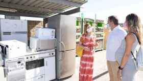 Castilla-La Mancha impulsará los puntos limpios
