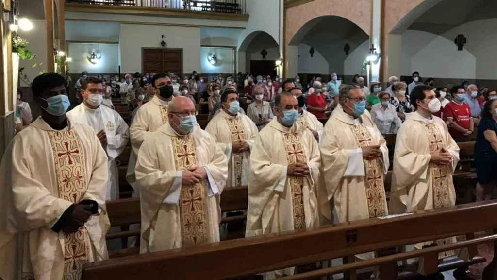 Los Carmelitas descalzos dejan Talavera