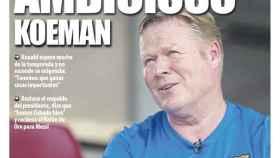 La portada del diario Mundo Deportivo (19/07/2021)