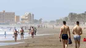 Todas las playas de Málaga con bandera amarilla: tres de ellas, con peligro de medusas