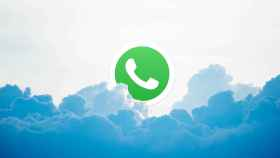 Nube en WhatsApp