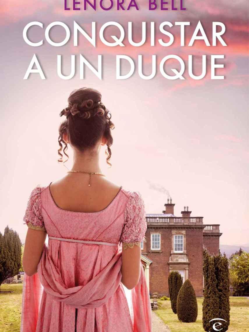 Portada del libro 'Cómo conquistar a un Duque'.