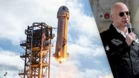 New Shepard y Jeff Bezos
