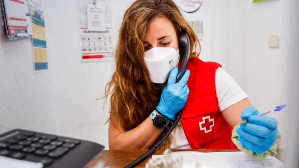 Cruz Roja ayuda a luchar contra la fatiga pandémica (Foto: Cruz roja Cuenca)