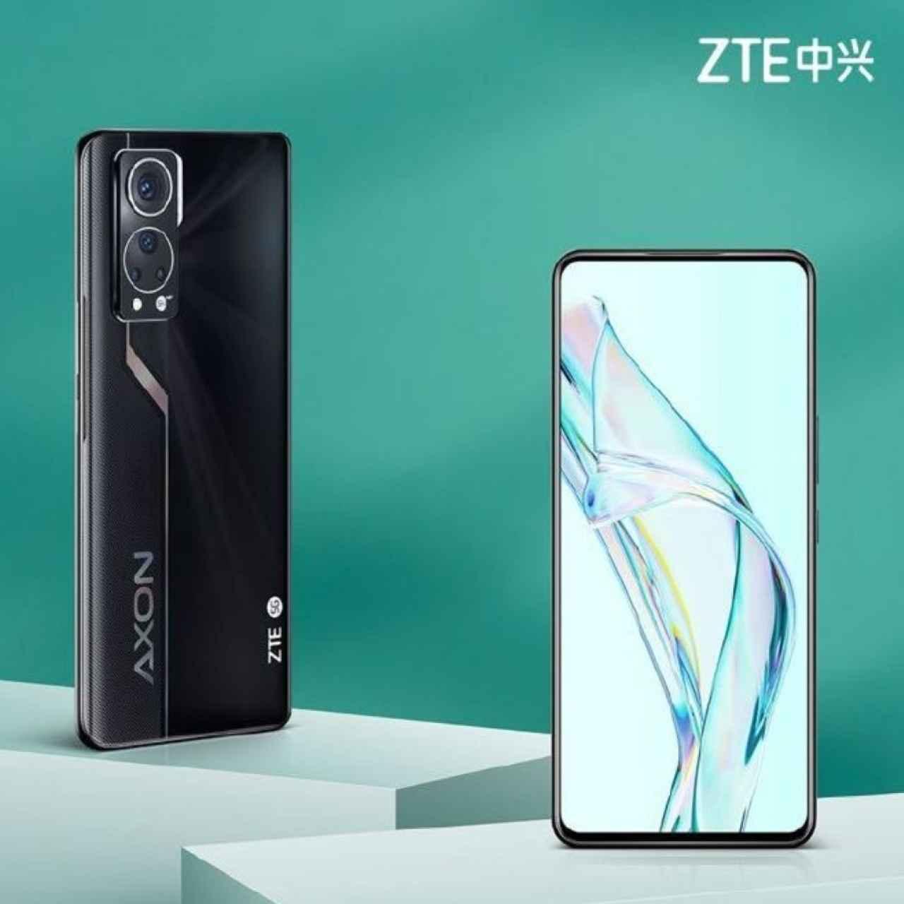 ZTE Axon 30 diseño
