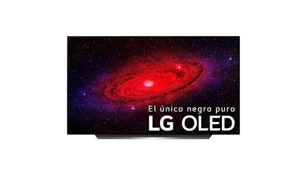 Televiso OLED OLED65CX6LA