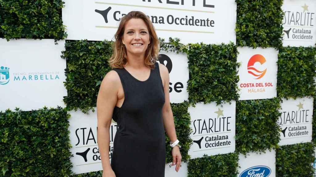 María Casado en Starlite en Marbella.