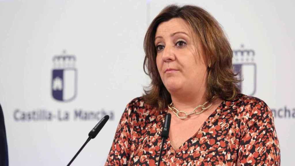Patricia Franco, consejera de Economía, Empresas y Empleo