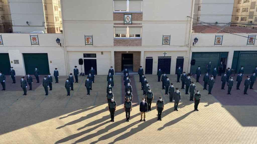 Foto: Guardia Civil de Toledo