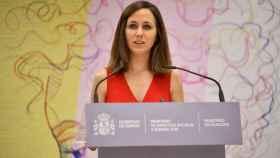La ministra de Derechos Sociales, Ione Belarra.
