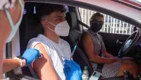 Canarias ha comenzado a vacunar contra la covid-19 sin necesidad de cita previa.